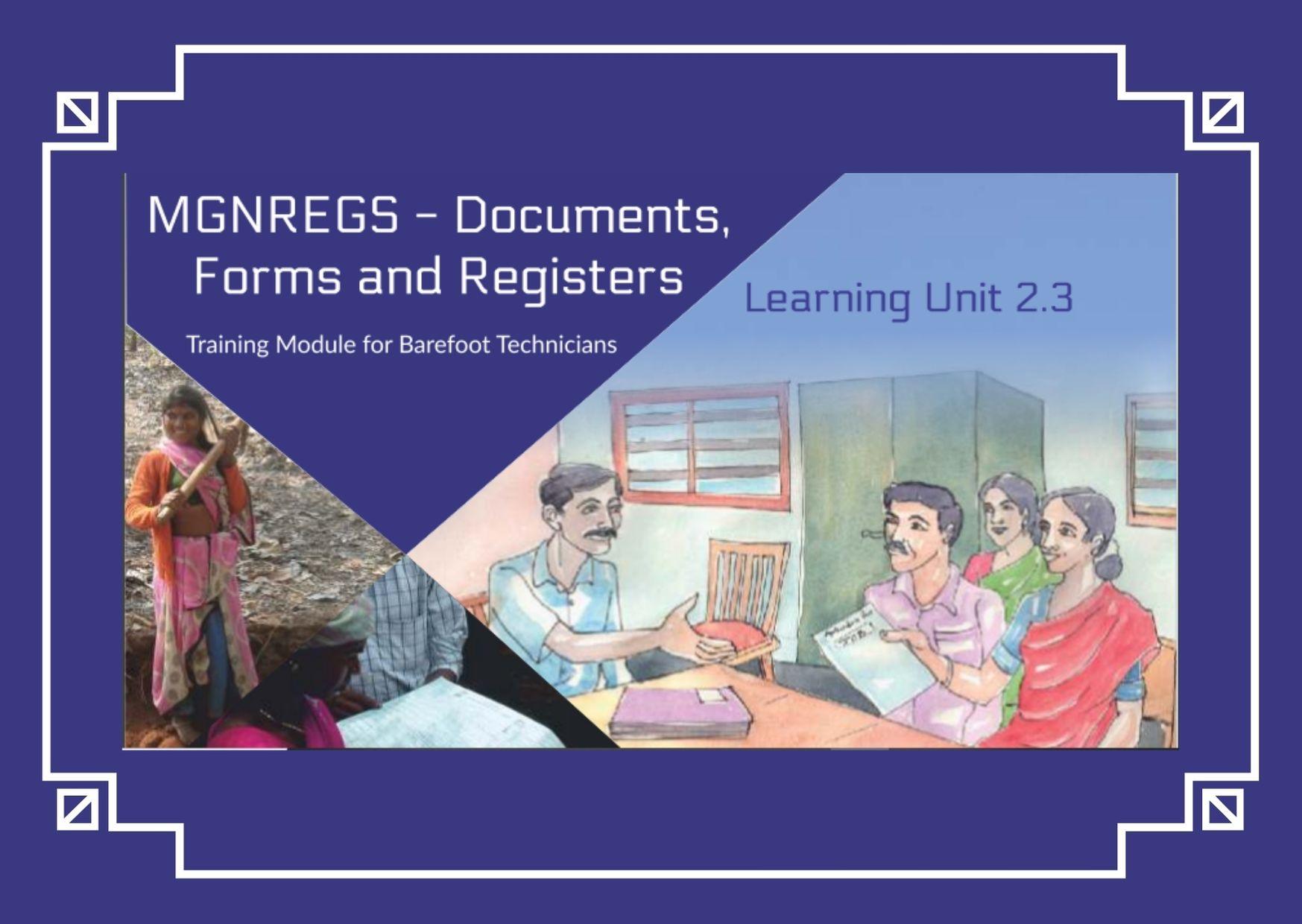 MGNREGA Job Card Registration form PDF Download